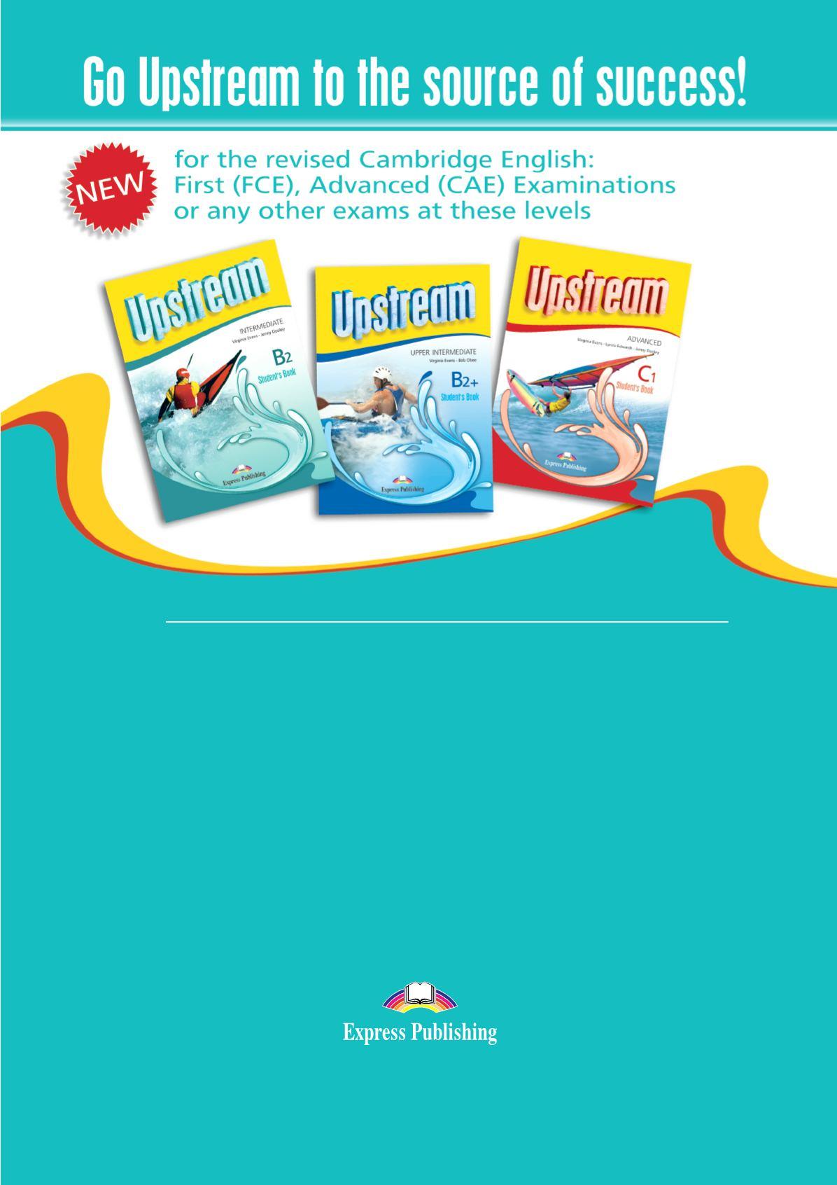 Upstream Intermediate B2 Students Book